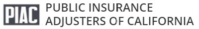 Public Insurance Adjusters of California Logo